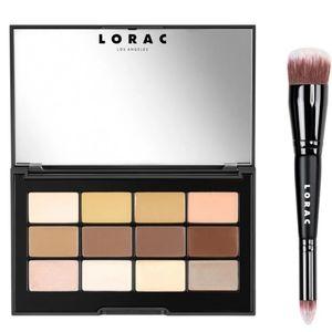 Lorac- Pro Conceal/Contour Palette- I